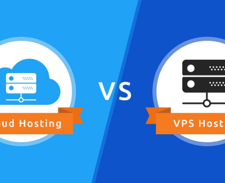 Cloud Hosting กับ VPS Hosting ต่างกันอย่างไร?